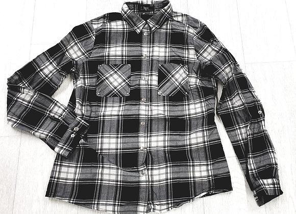 BPC check shirt.