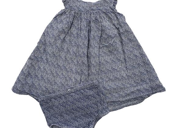 Bout'chou dress & pants set.  6m
