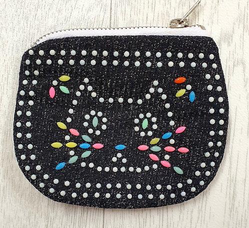 Child's kitty purse