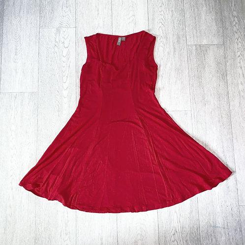 Asos red dress. Uk 12