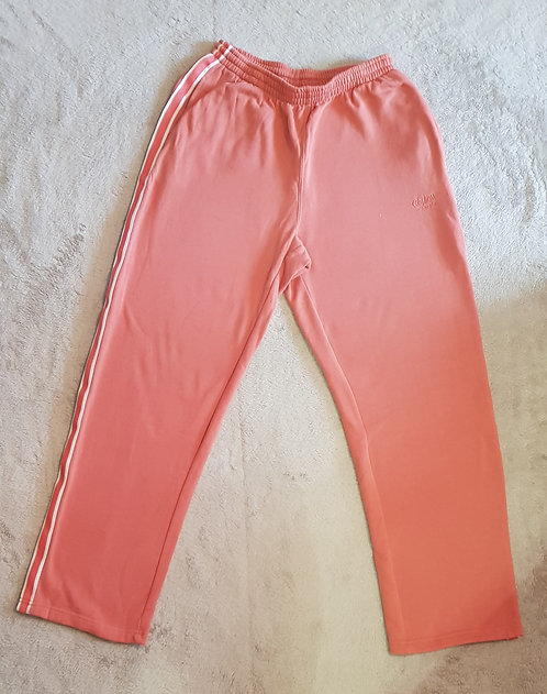 Cotton Traders. Coral jogging bottoms. Size M.