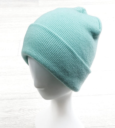 Beechfield turquoise hat 8-12yrs