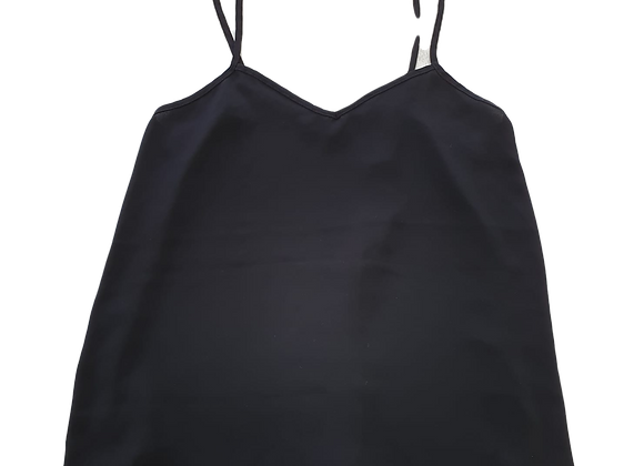 Black camisole. Suggested size 10
