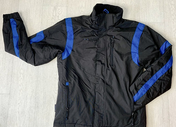 🍃Parallel black winter coat. Size S