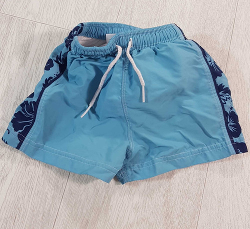 2e3106be8b13d ☀️Mothercare swim shorts with toweling pant inside. Size S