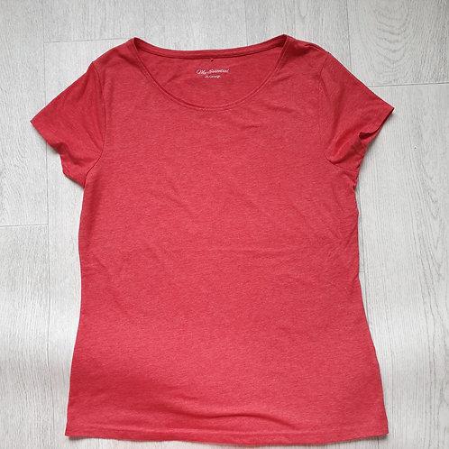 💮George coral tshirt. Size 14 NWOT