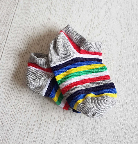 Baby sport socks infant shoe size 2-5