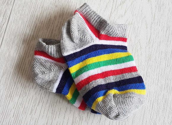 Baby sport socks infant shoe size 2-5