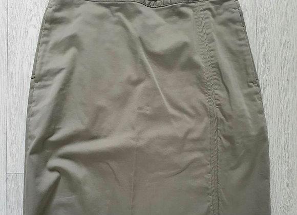 Daily Women beige skirt. Size 10