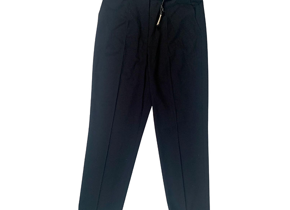 Blanchelle black belted trousers. Uk 16 NWT