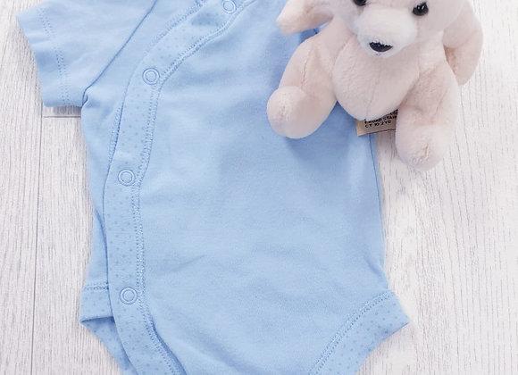 F&F blue vest. Newborn