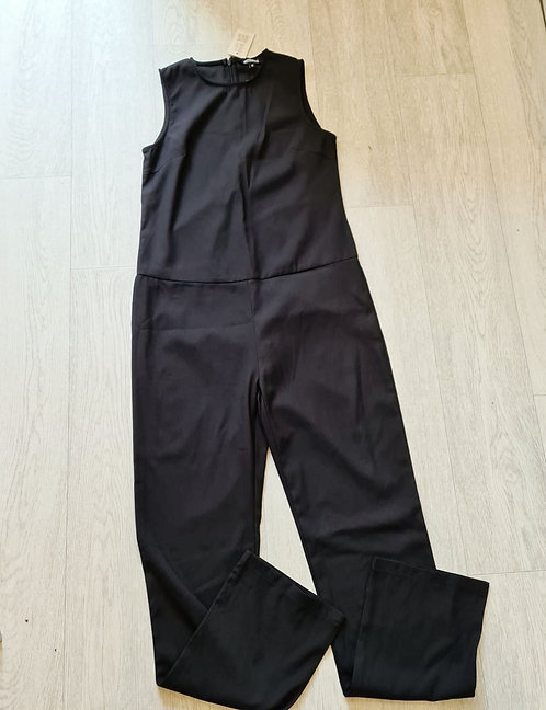 💋Missguided black jumpsuit. Size 10 NWT