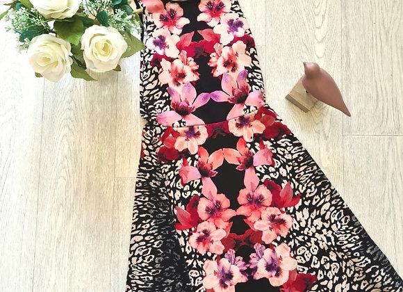 H&M floral dress. Size XS
