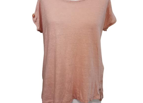 Esmara peach t-shirt. Uk 12-14