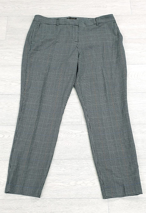 ⚪Massimo Fabro Italy tapered trousers. Size 16