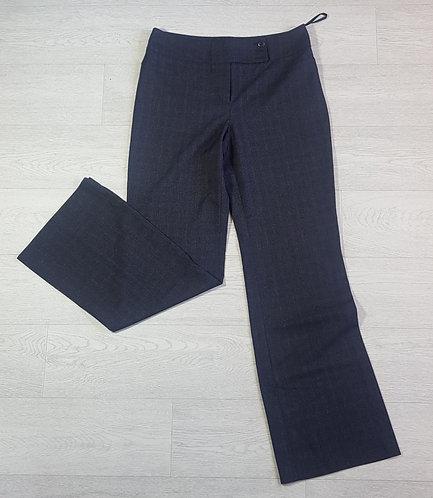 Next blue mix bootcut trousers. Size 12Long