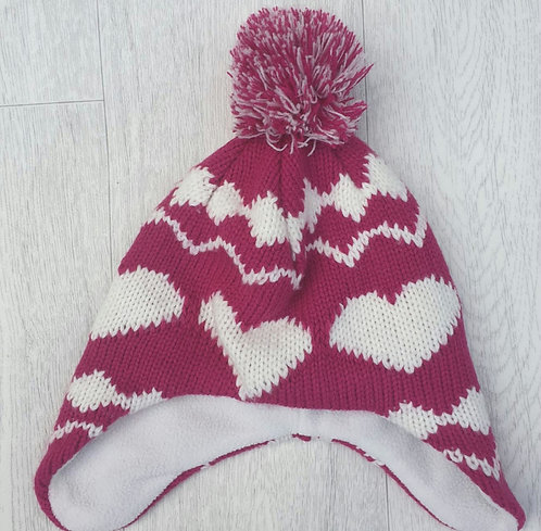 ⭐George thick winter hat. 4-8yrs