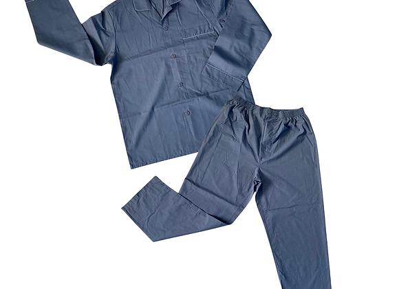 Debenhams blue pyjama set. Size M