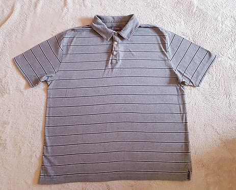 MARKS AND SPENCER Grey polo shirt. Size L