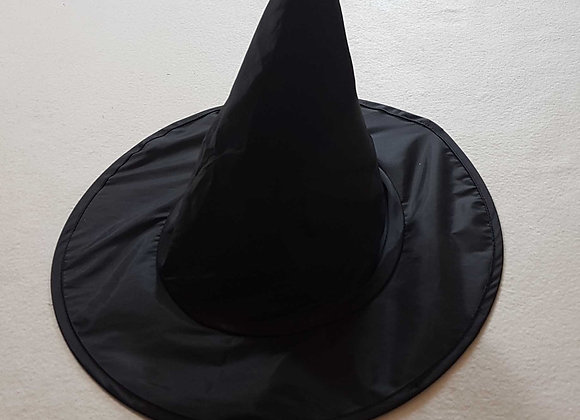 ◾Black witches hat. 3-5yrs