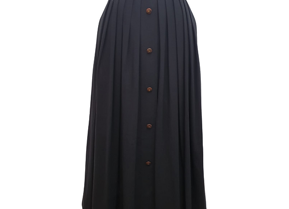 Vintage Black skirt with belt
