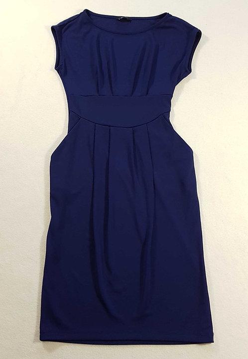 ◾F&F navy blue dress size 6