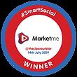 _theclearoutstor SmartSocial Badge - Cir