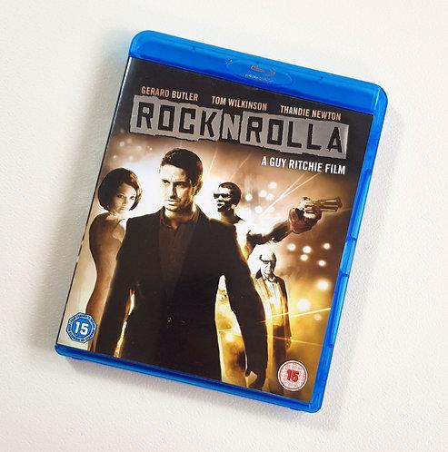 RockNRolla bluray. Rating 15