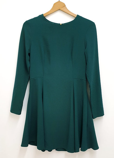Atmosphere green mini dress. Uk 12