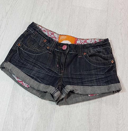 Soul Cal denim shorts. Size 8