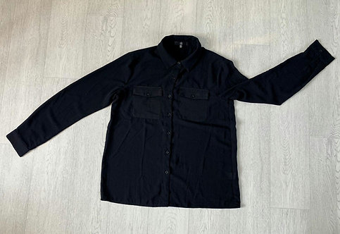 🐢Missguided black shirt. Size 12
