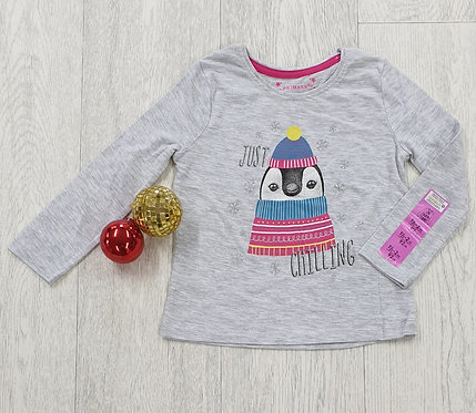 ▪︎Primark Just Chillin top. 1½-2yrs NWT