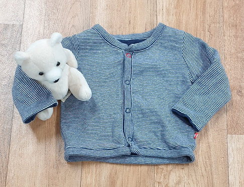 Mothercare Reversable cardigan. 3-6m