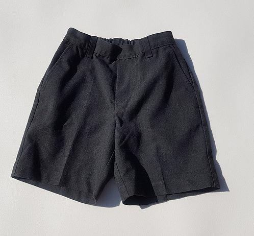 M&S grey school shorts