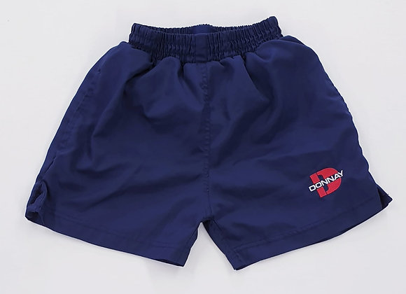 🍂Donnay navy shorts with lining. 5-6yrs