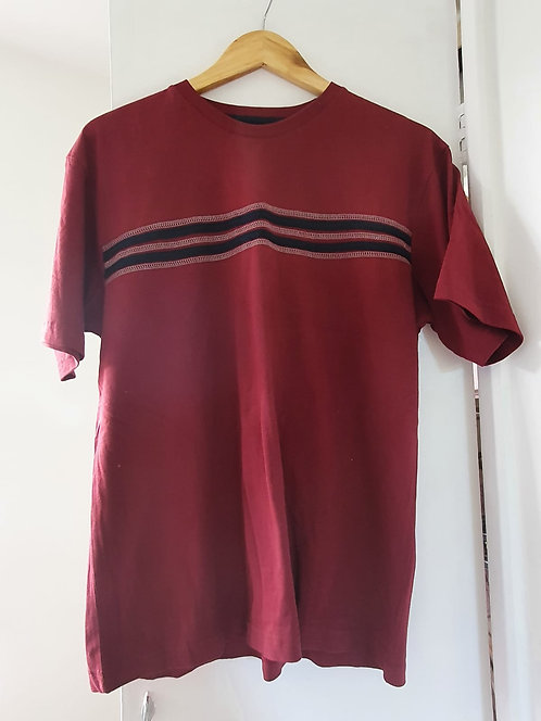Bhs burgundy lounge top. Size M