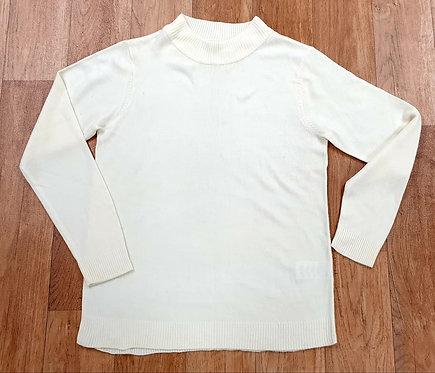 Damart cream sweater. Uk 10-12