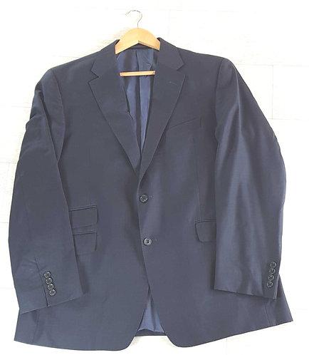 M&S navy Satorial suit jacket. Medium