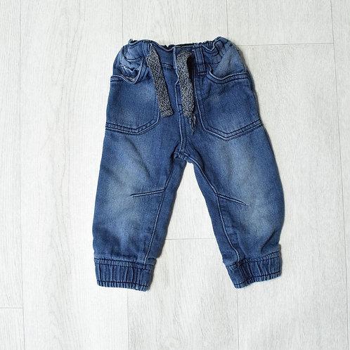 Denim Co denim trousers 9-12