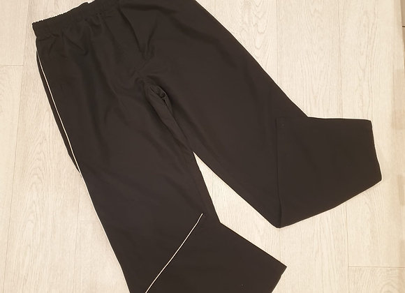⚽️Black sports trousers. Size S