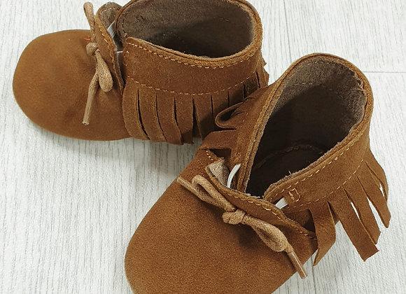 Baby booties 6-9m