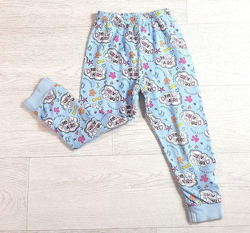 George Paw Patrol pyjama bottoms. 3-4yrs