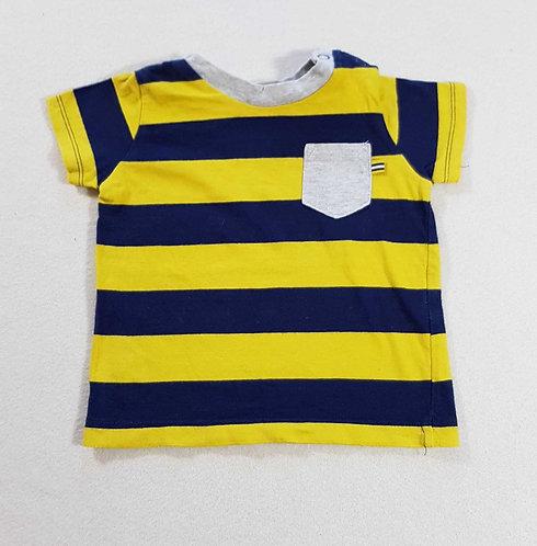 ◾Boys striped tshirt 12months