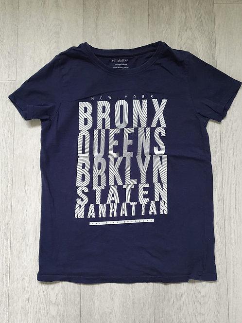 🐺Primark Bronx t-shirt.  10-11yrs