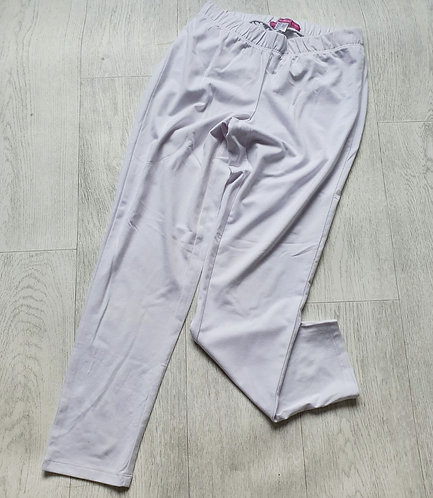 BPC white leggings. Size S 36/38