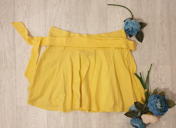 🌼Dorothy Perkins yellow skirt. Size 16