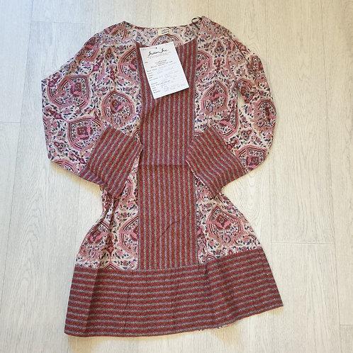 🌸Culture Vulture rust mix tunic. Size M NWT