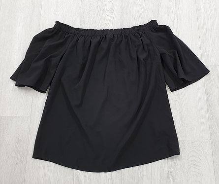 Capsule off the shoulder blouse. Uk 10 / US 6