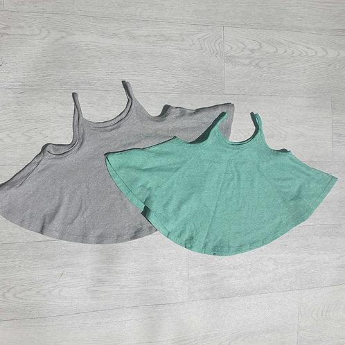 ⭐Next Set of 2 string strap vest tops. 3yrs