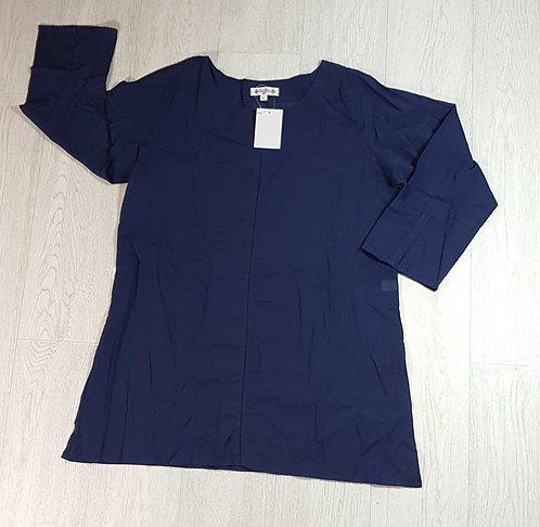 ◾Nayika blue tunic. Size L NWT